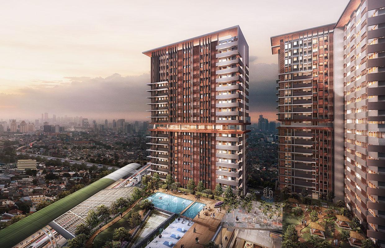 Urban-jakarta-integrated-development